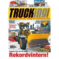 Trucking Scandinavia nr 4 2018