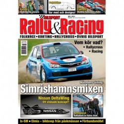 Bilsport Rally&Racing nr 5 2012