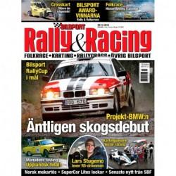 Bilsport Rally&Racing nr 12 2013