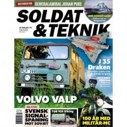 Soldat & Teknik nr 4 2016