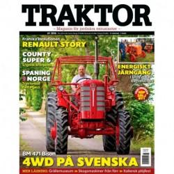 Traktor nr 1 2016