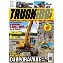 Trucking Scandinavia nr 7 2007