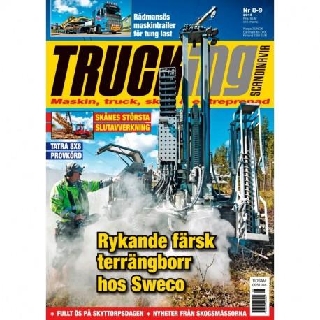 Trucking Scandinavia nr 8 2015