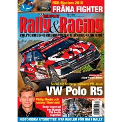 8 nr Bilsport Rally & Racing + Bilbesiktning hos Opus Bilprovning