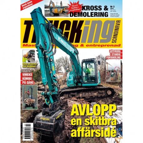 Trucking Scandinavia nr 3 2019