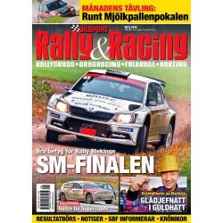 8 nr Rally & Racing