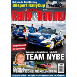 Bilsport Rally & Racing nr 1 2020
