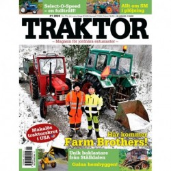 Traktor nr 1 2020
