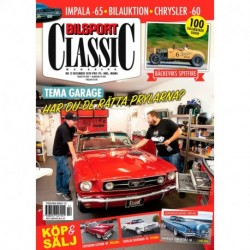 Bilsport Classic nr 12 2020