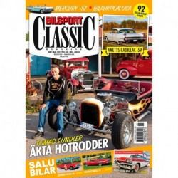 Bilsport Classic nr 5 2021