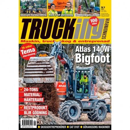 Trucking Scandinavia nr 5 2021