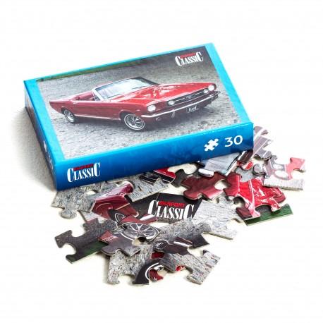 Pussel Bilsport Classic