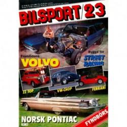 Bilsport nr 23  1983