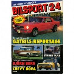 Bilsport nr 24  1982