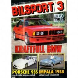 Bilsport nr 3  1987