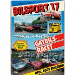 Bilsport nr 17  1984