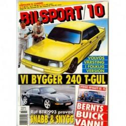 Bilsport nr 10  1995