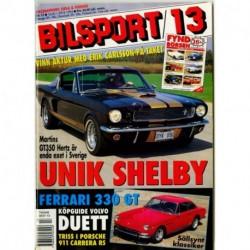 Bilsport nr 13  1994