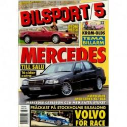 Bilsport nr 5  1994
