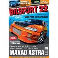 Bilsport nr 22  2005