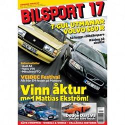 Bilsport nr 17  2005