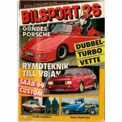 Bilsport nr 26  1984