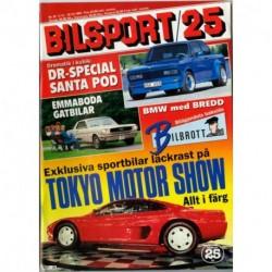 Bilsport nr 25  1987