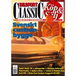 Bilsport Classic nr 12  2001