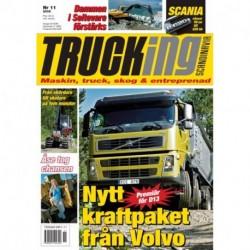 Trucking Scandinavia nr 11  2005