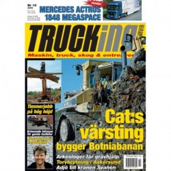 Trucking Scandinavia nr 10  2005