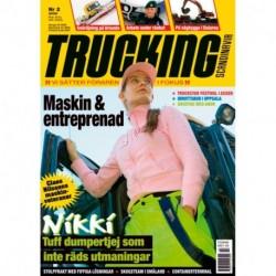 Trucking Scandinavia nr 2  2005