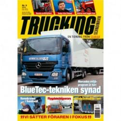 Trucking Scandinavia nr 9  2004