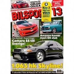 Bilsport nr 13 2011