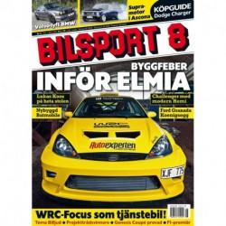 Bilsport nr 8 2011