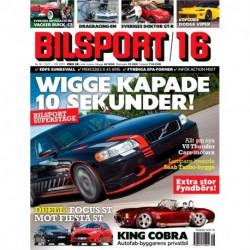 Bilsport nr 16 2013