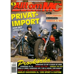 Allt om MC nr 5  1996