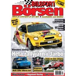 Bilsport Börsen nr 4 2008