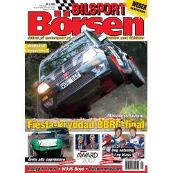Bilsport Börsen nr 1 2008