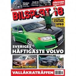 Bilsport nr 18 2008