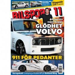 Bilsport nr 11 2008