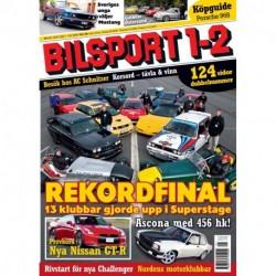 Bilsport nr 1 2008