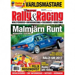 Bilsport Rally & Racing nr 10 2017