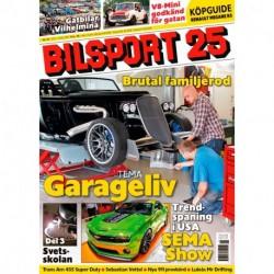 Bilsport nr 25 2011