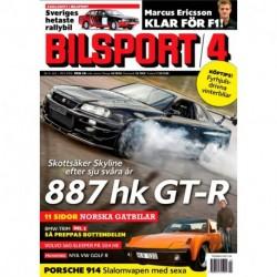 Bilsport nr 4 2014