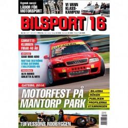 Bilsport nr 16 2014