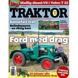 4 nr Traktor