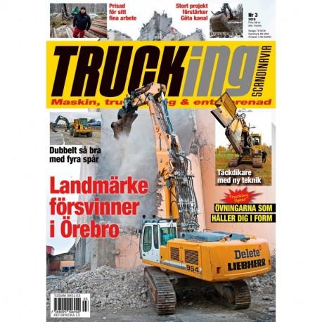 Trucking Scandinavia nr 3 2018
