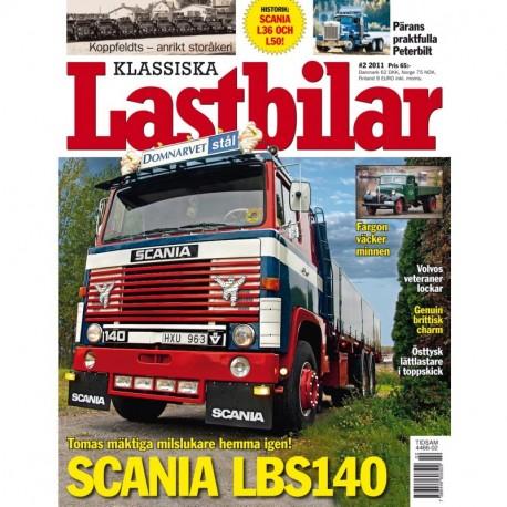 Klassiska Lastbilar nr 2 2011